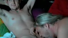 Mature perv sucks and fucks younger meat