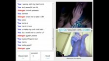Omegle Young Girl has a Tight Pussy