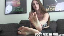 Femdom Foot Worship And Toe Sucking Videos