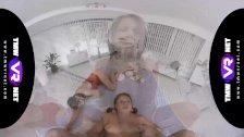 TmwVRnet - Mia & Victoria Daniels - Awesome Fuck Near a Sleeping Girl