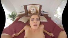 SexBabesVR - 180 VR Porn - Virtual Slave with Cindy Shine