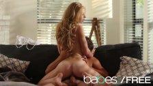 BABES - Avril Hall, Tyler Nixon - Black & White