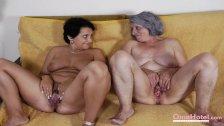 Mature nude series