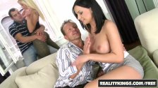 Reality Kings - Euro foursome Sex Party Orgy