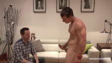 Maskurbate JACKED Str8 French Dudes Never B4 Seen BTS Footage!