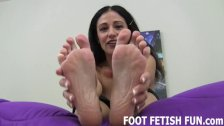 POV Feet Porn And Femdom Foot Fetish Videos