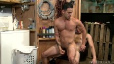 ExtraBigDicks Hot Latino Guys Drill Ass Instead of Working