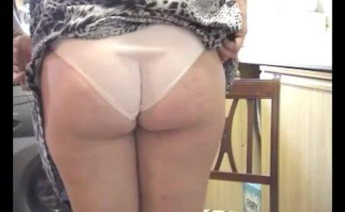 British Up Skirt Panty Pervert