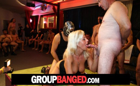 GroupBanged