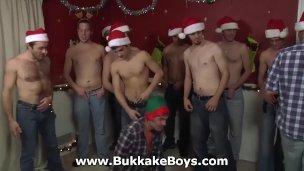 Holidays Bukkake Spirit