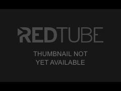 Pierced clit redhead masturbates w/ glass toy