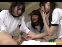 Jav Teen Idols Fuck A Guy In The Ass With Strap-on Treat Him Rough Shame