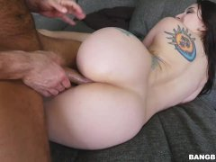 Big Dick Slamming PAWG Mandy Muse's Perfect Tight Ass Hole (ap15822)
