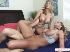 Amazing Step Mom Julia Ann, Eva Notty and me