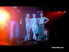 theSandfly Sexbites - Sexy Stage Exhibitionists!