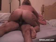 Euro amateur fed with cock