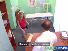 Fakehospital Erotic Short Russian Patient