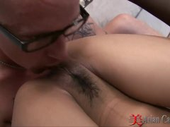 Young Thai Girl Pussy Pounding