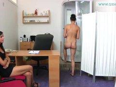 Maze visits the gynecologist