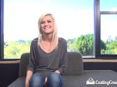 Hd Castingcouch X Chloe Foster First Hardcore