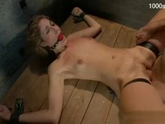 Hot daughter pussy penetration