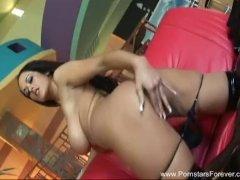 Carmella Bing Buttfuck Dp 3some Astounding Fuck