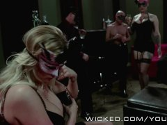 Wicked - Steamy Fuckfest Masquerade
