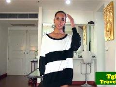 Shemale Tt Reveals Her Smoking Hot Body