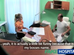 Fakehospital Physician Bangs Bosses Wife