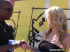 Natasha Starr Gets Dpd By Bbcs