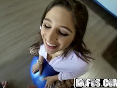 Mofos - Latina Sex Tapes - Abella Dangers Sloppy Blowjob