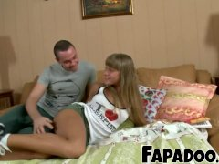 Distracted Erotic Woman Sensual Bj