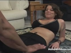 Milf Kayla Quinn Fuck With Trainer