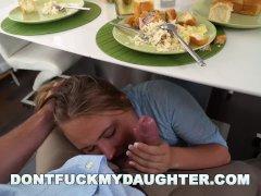 DON'T FUCK MY DAUGHTER - Teen Alyssa Cole