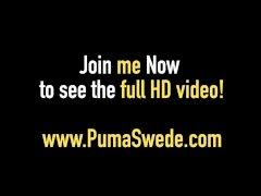 Busty Blonde Puma Swede Does Kinky Voyeur SpyCam Fuck Video!