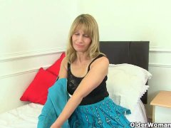 My Favourite Videos Of English Mums In Tights Ila Clare And Camilla