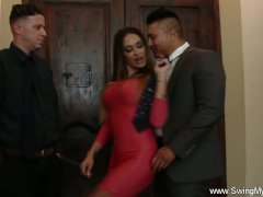 Swinging With Amateur Couple