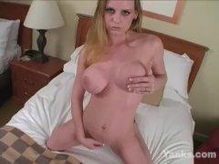Yanks Liz Floods The Bedroom