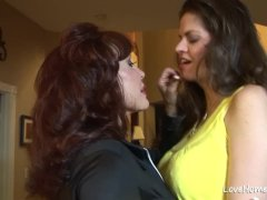 Sensual Sluts Are Exchanging Oral Pleasures Together