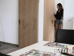 Hitzefrei German Homemaker Sophie Logan Fucked Hard