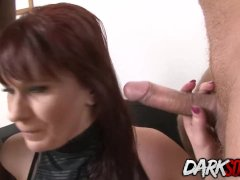 2 Great Penises Double Team Milf Vera Delight And Ruin Her Asshole