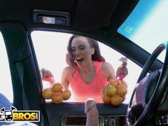 Demi Sutra's Got Them Oranges Sean Lawless Is Rockin' A Banana