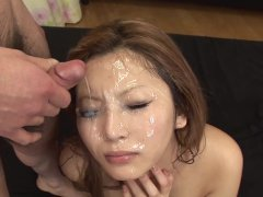 Naughty Teen Gets Her First Anal Creampie