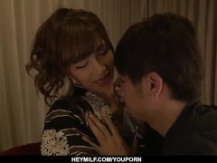 Sweet Milf Anna Anjo Amazes With Her Skills More At Japanesemamas Com