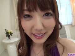 Rei Furuse In Asian Three-way Anal Sex On Cam More At Slurpjp Com