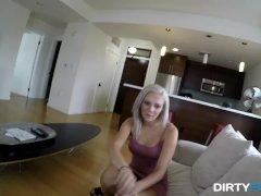 Dirty Flix - Tiffany Watson - Call Girl Drill With Voyeur Twist