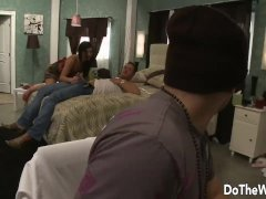 Pawg Mommy Ashli Orion Makes Cuckold Guy Watch Her Fuck Like A Wild Slut