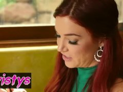 Big Breast Cougar Manager Jayden Cole Takes Advantage Of Her Fresh Diminutive - Twistys