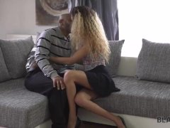 Cleaning Girl Seduces Rich Black Gentleman For Dirty Xxx