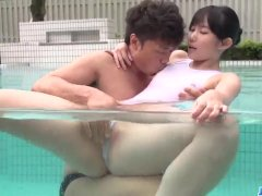 Yui Kasugano welcomes big cock in her wet pussy - More at javhd net